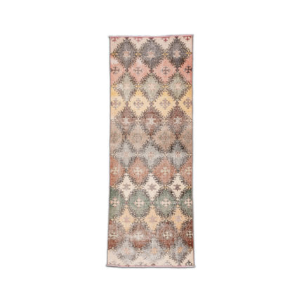 Vintage   Teppich   bunt