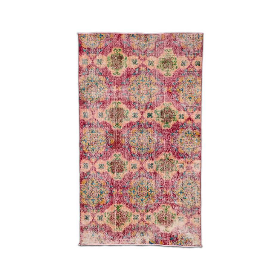 Teppich | Vintage | bunt