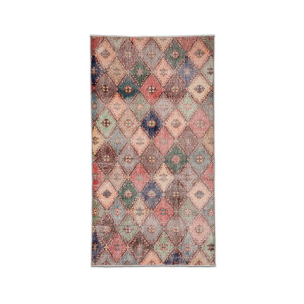 Teppich Vintage Bunt