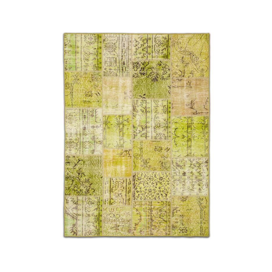 Teppich | Vintage | Grün
