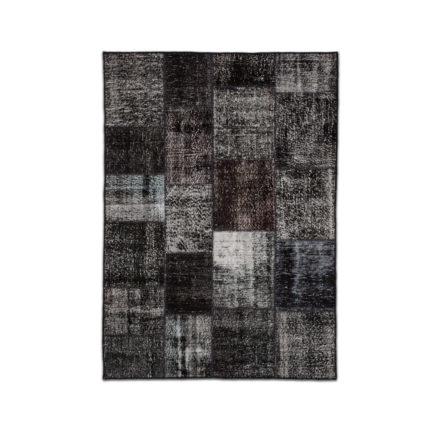 Teppich | Vintage | schwarz